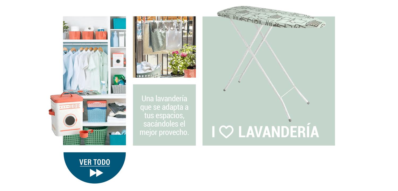 I love Lavandería